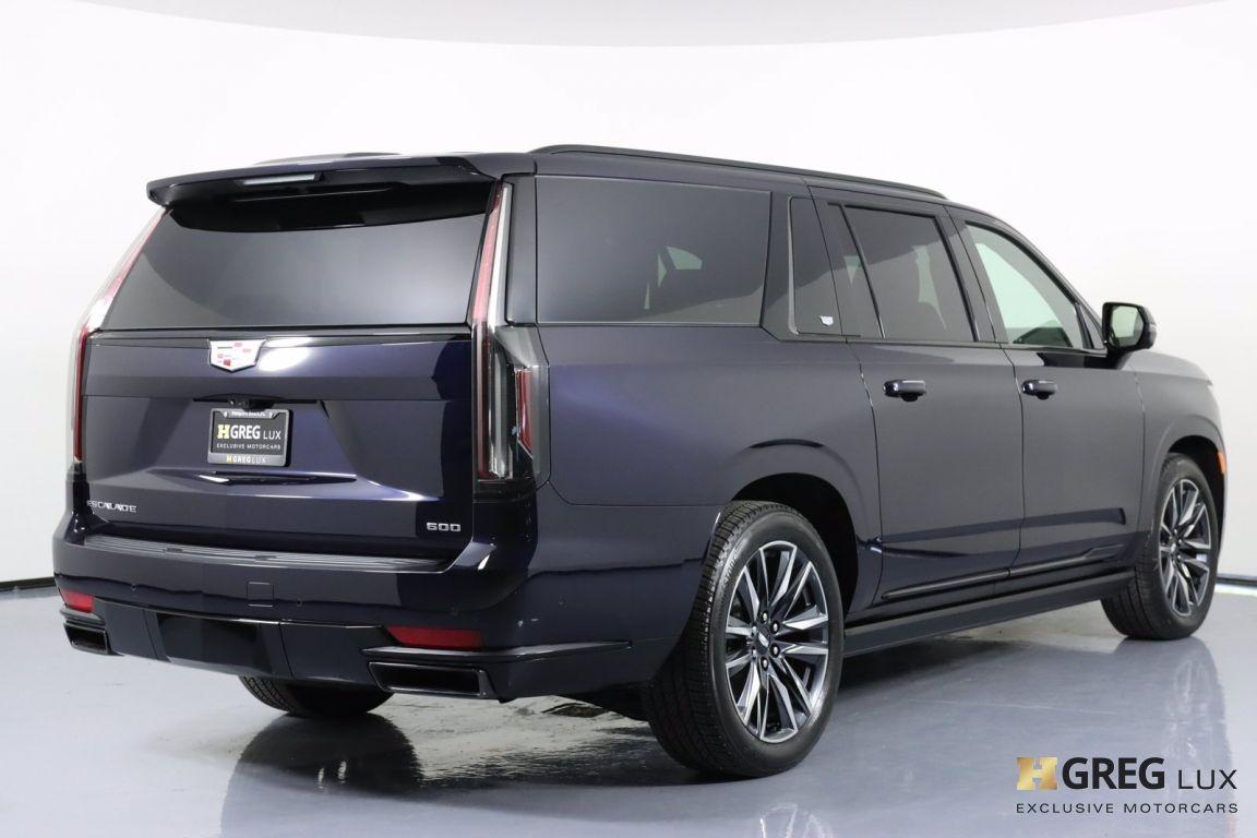 2021 Cadillac Escalade ESV Sport #15