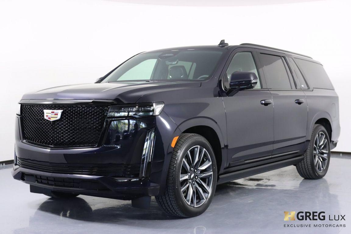 2021 Cadillac Escalade ESV Sport #27