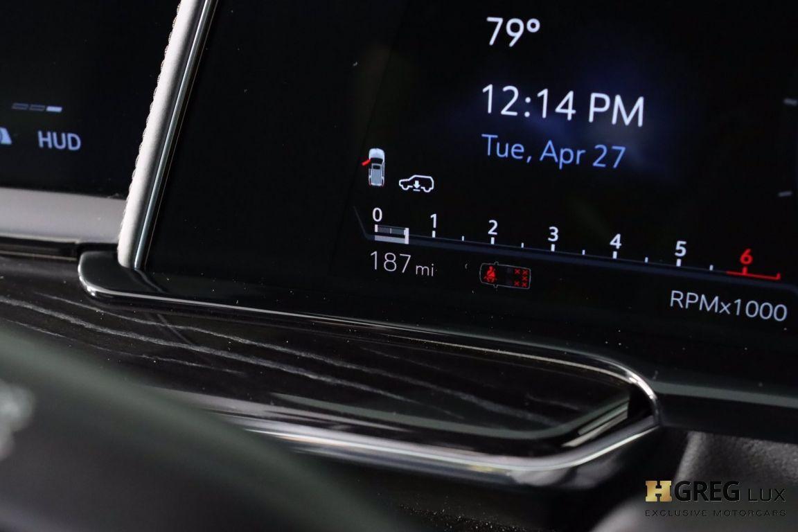 2021 Cadillac Escalade ESV Sport #61
