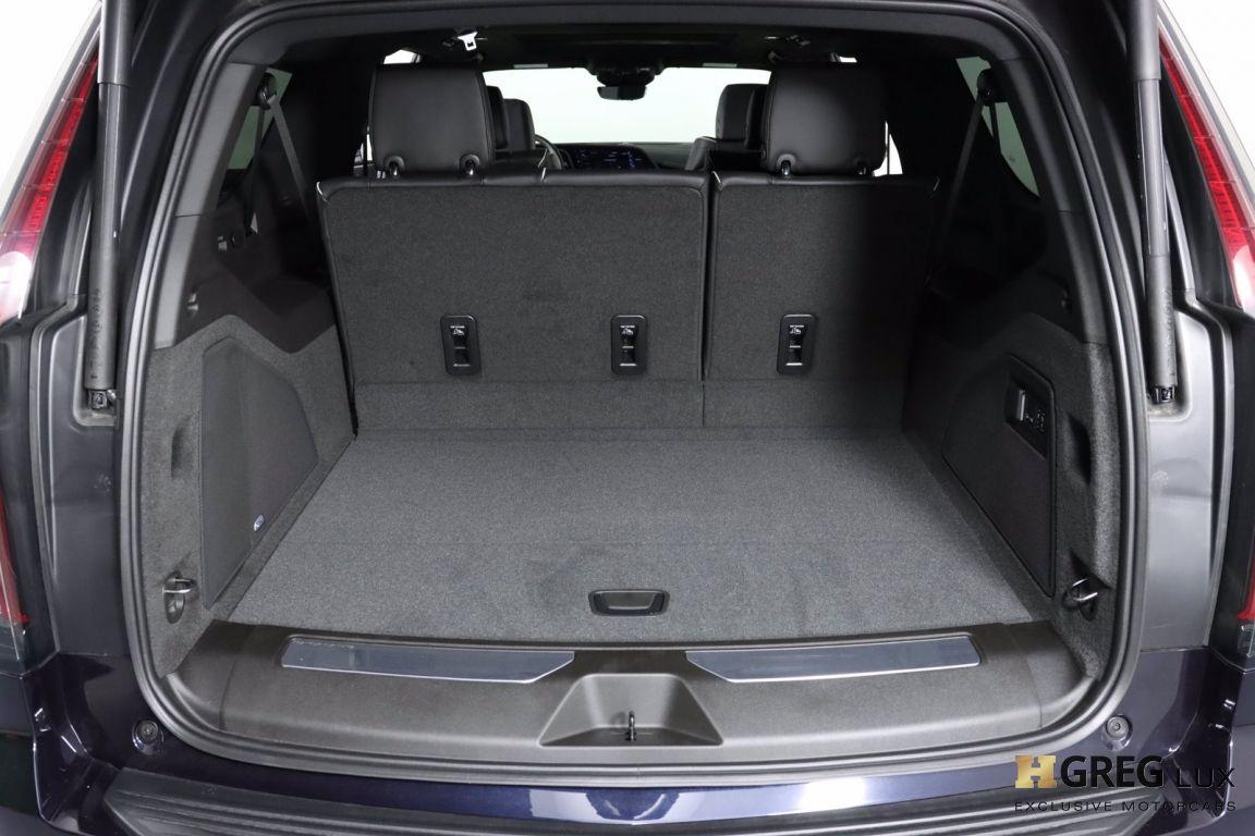 2021 Cadillac Escalade ESV Sport #67