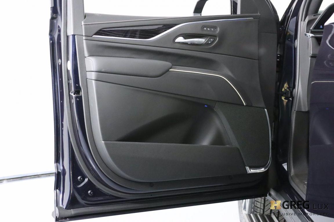 2021 Cadillac Escalade ESV Sport #42