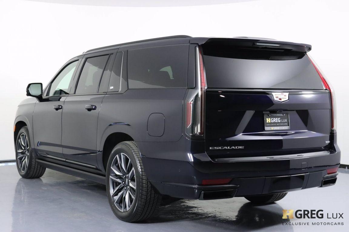 2021 Cadillac Escalade ESV Sport #21