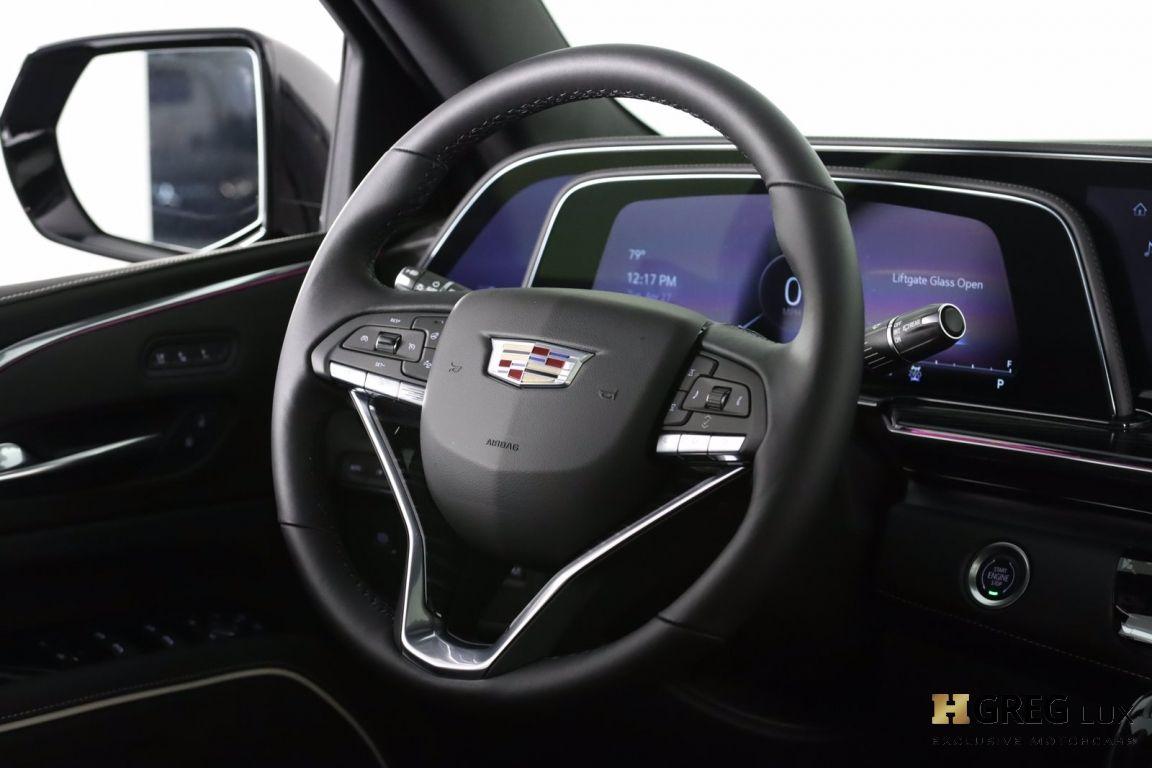 2021 Cadillac Escalade ESV Sport #56