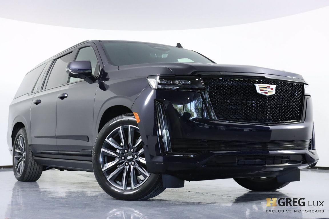 2021 Cadillac Escalade ESV Sport #28