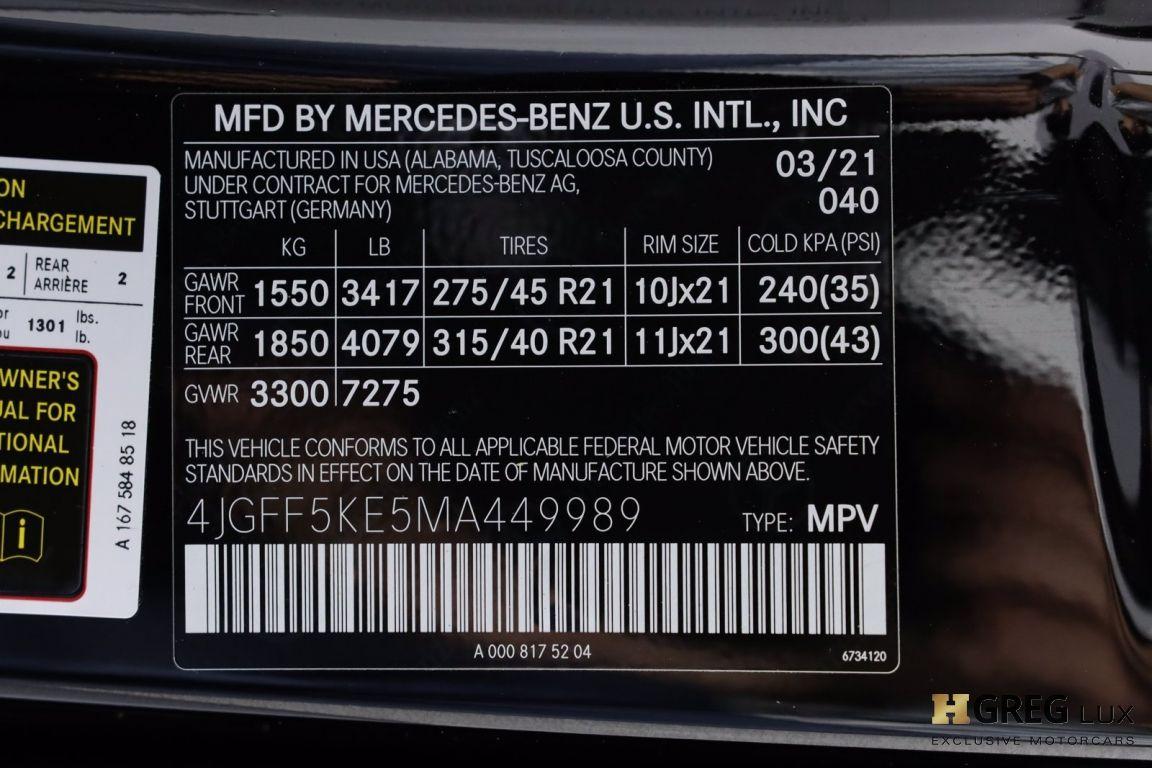 2021 Mercedes Benz GLS GLS 450 #70