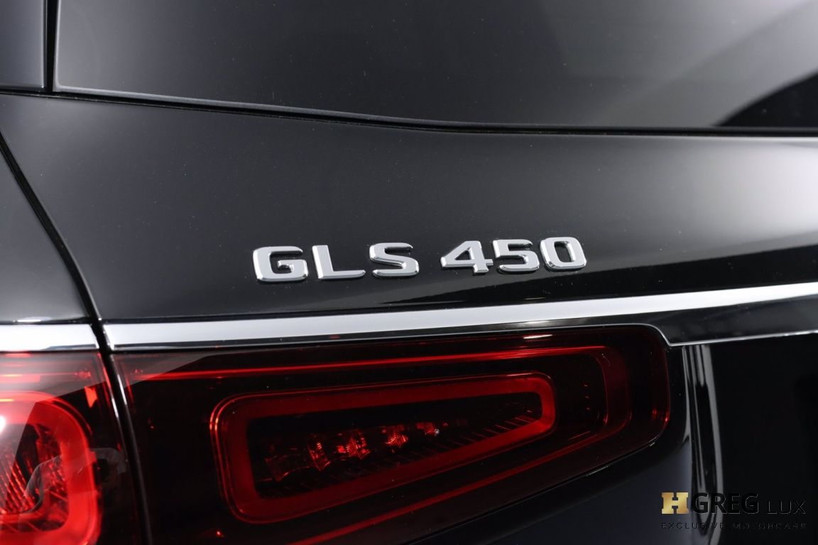 2021 Mercedes Benz GLS GLS 450 #22