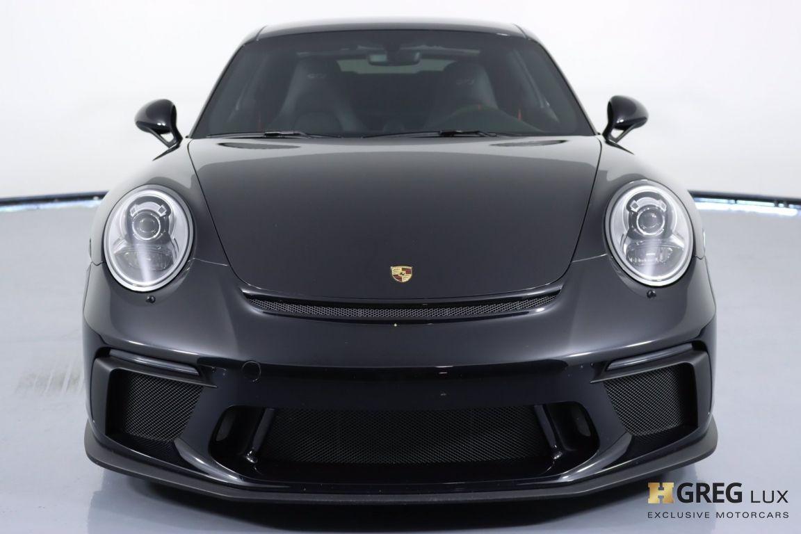 2018 Porsche 911 GT3 #3