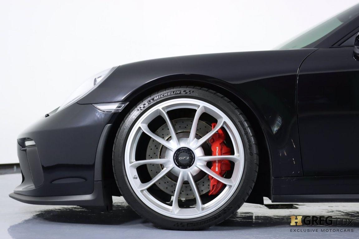 2018 Porsche 911 GT3 #26