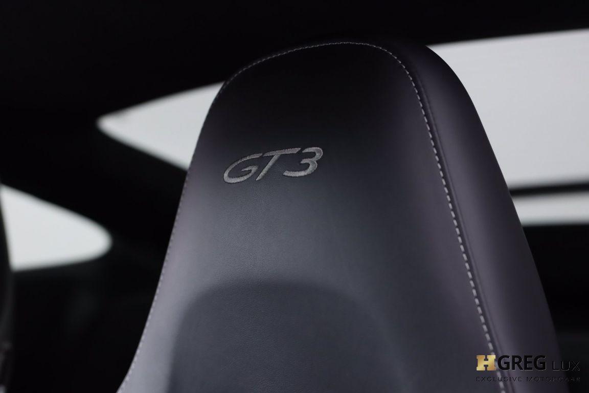 2018 Porsche 911 GT3 #35