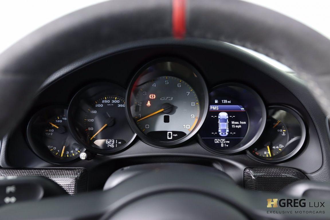2018 Porsche 911 GT3 #51