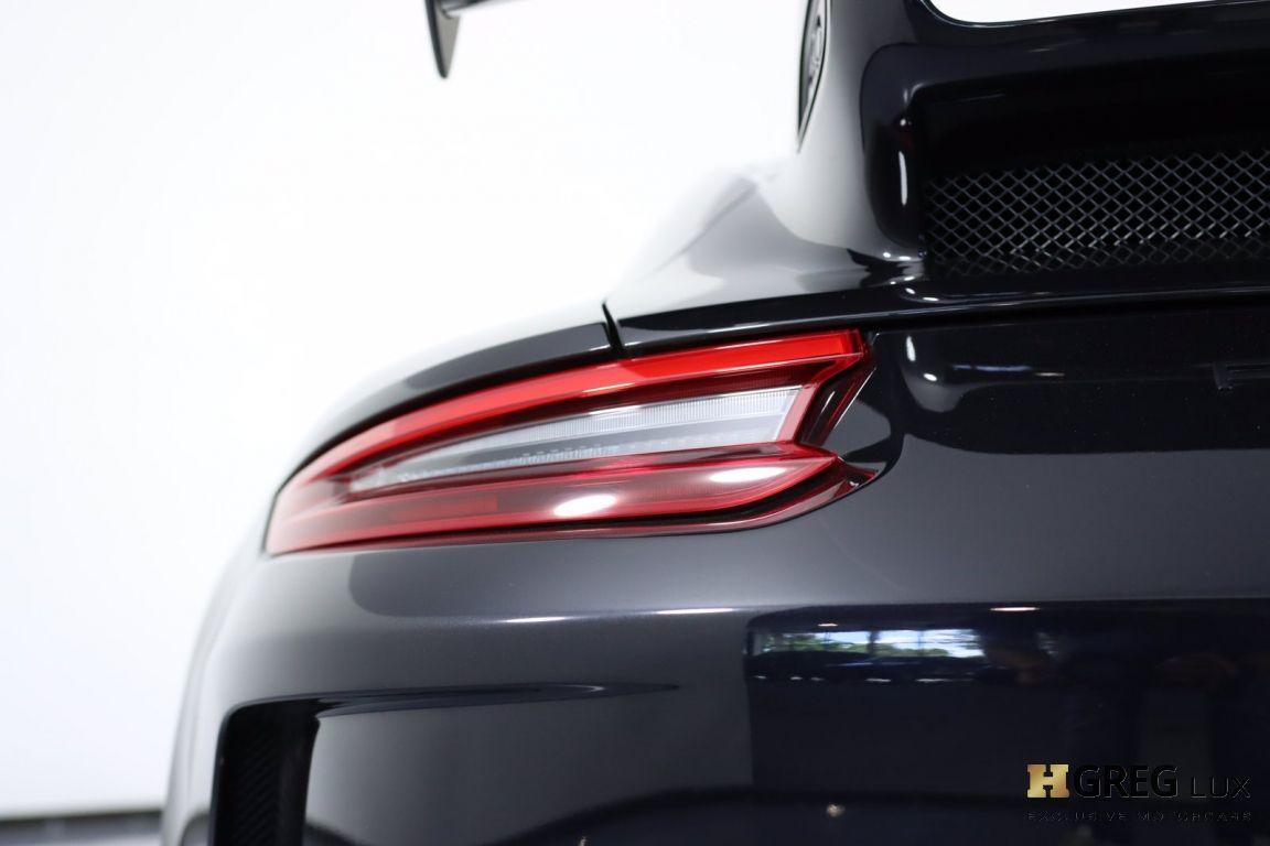 2018 Porsche 911 GT3 #19