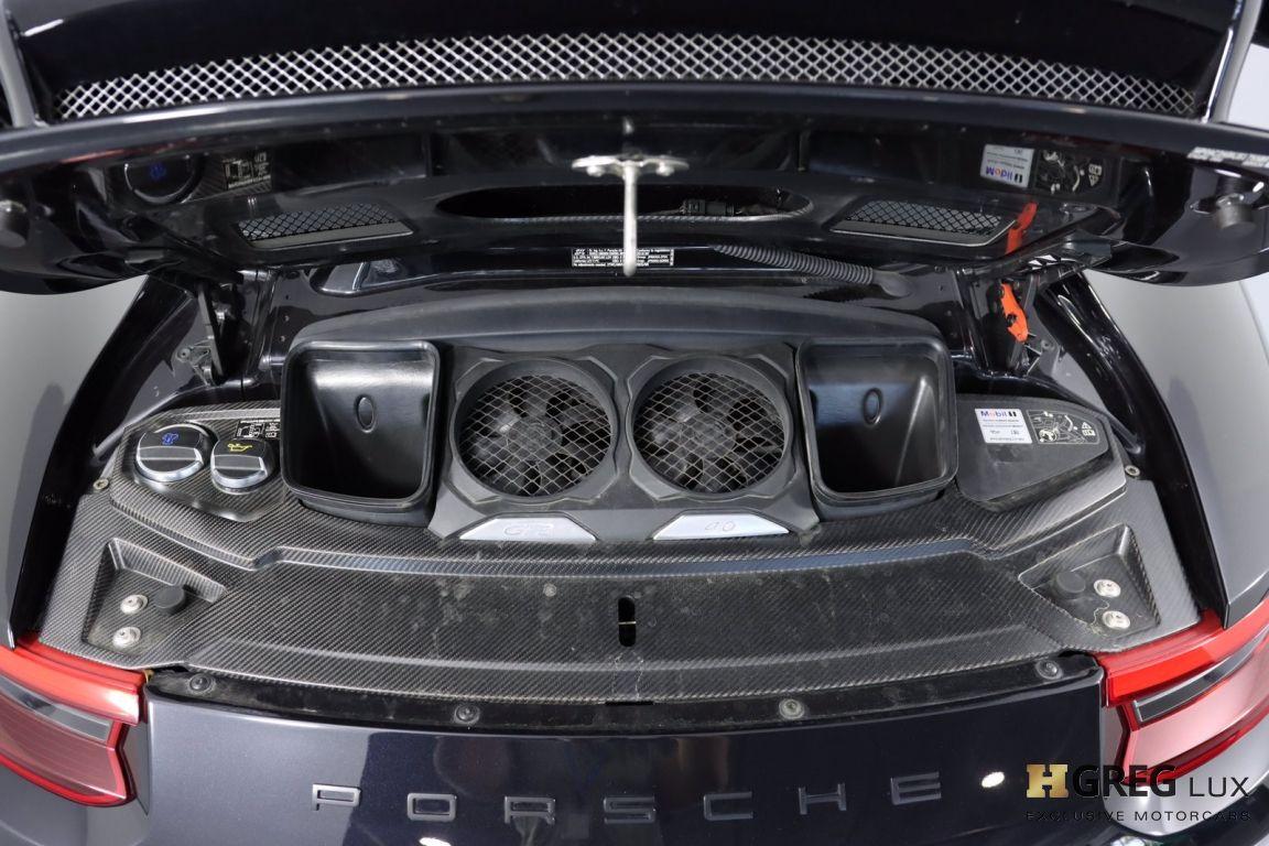2018 Porsche 911 GT3 #56