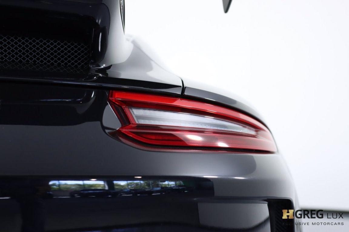 2018 Porsche 911 GT3 #20