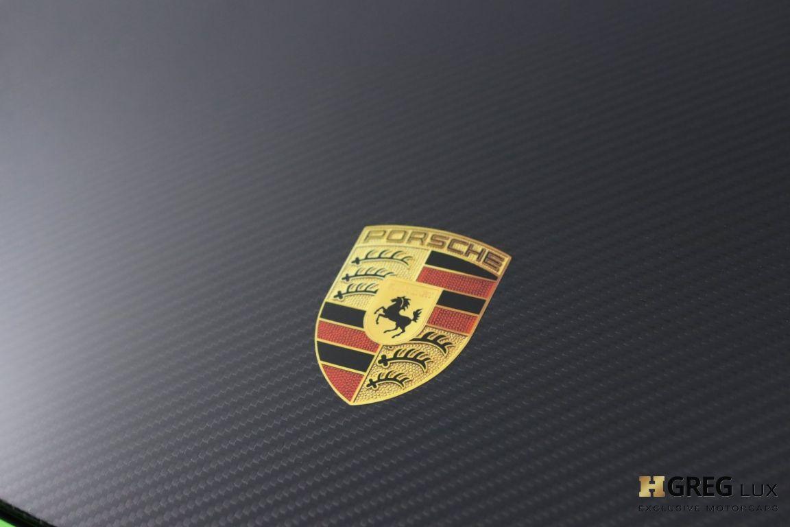 2019 Porsche 911 GT3 RS #8