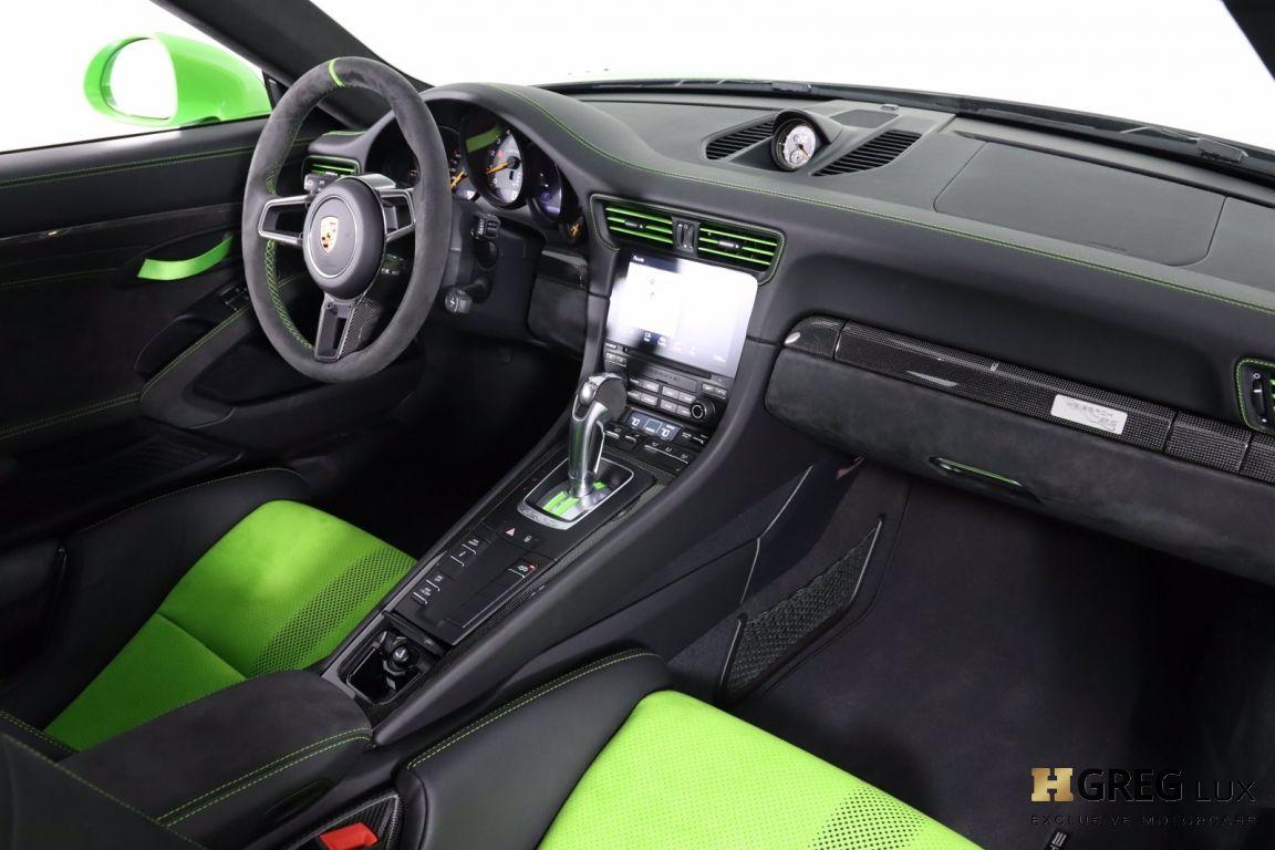2019 Porsche 911 GT3 RS #59