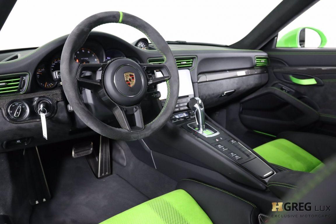 2019 Porsche 911 GT3 RS #1
