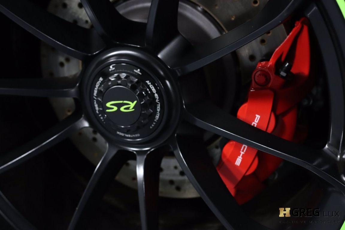 2019 Porsche 911 GT3 RS #19