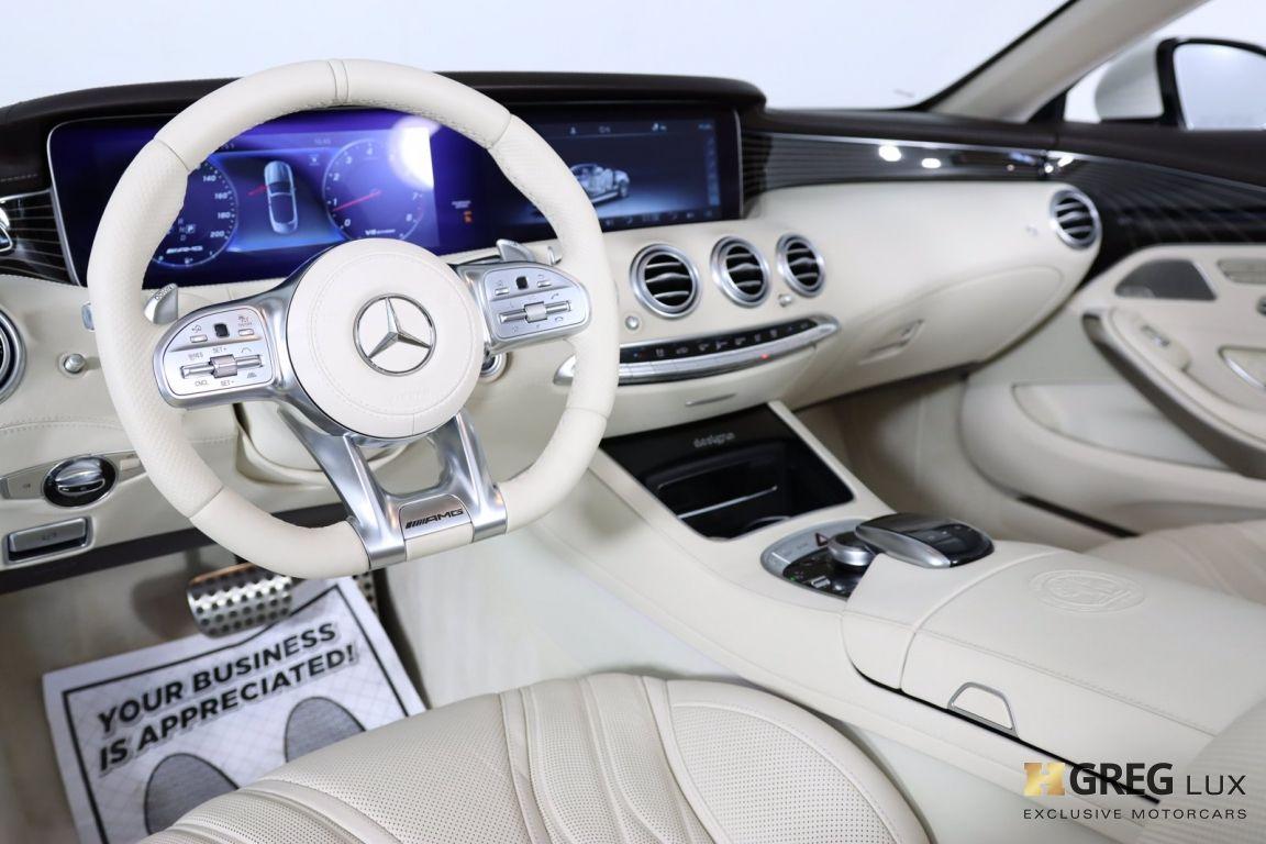 2019 Mercedes Benz S Class AMG S 63 #1