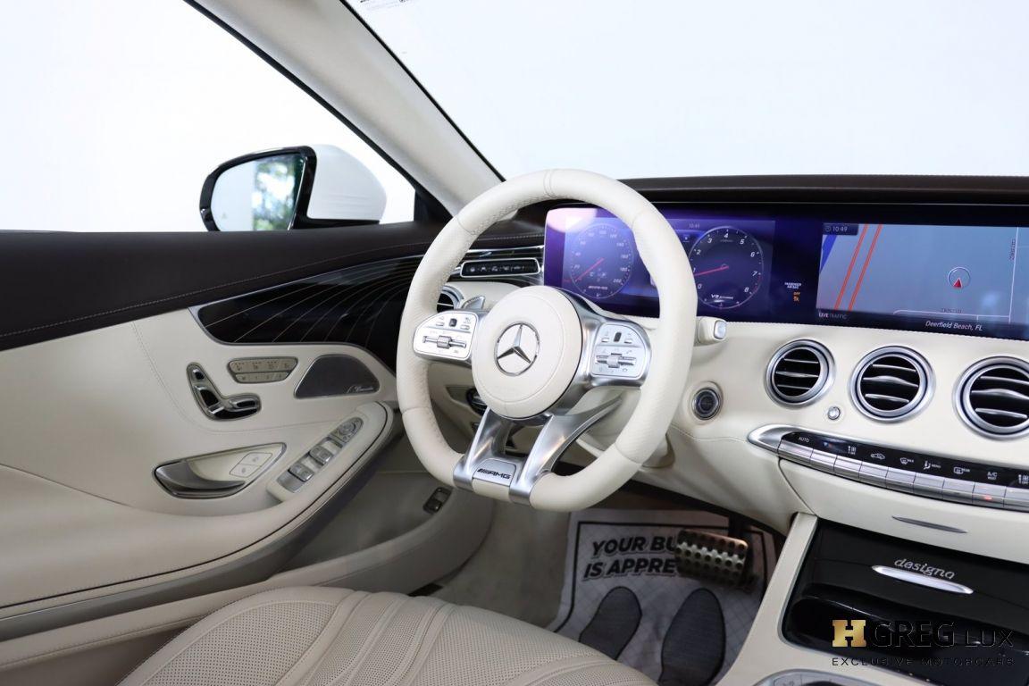 2019 Mercedes Benz S Class AMG S 63 #62