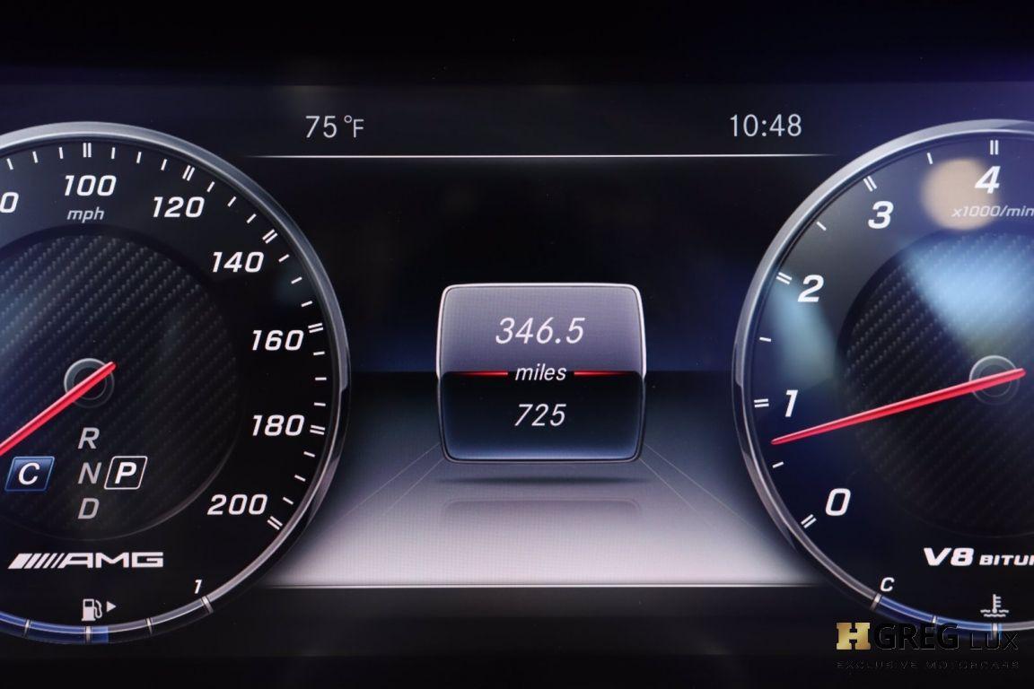 2019 Mercedes Benz S Class AMG S 63 #68