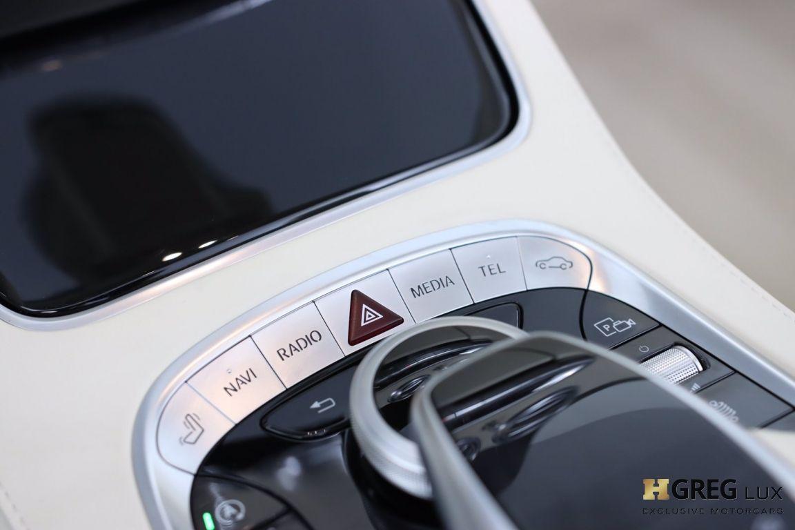 2019 Mercedes Benz S Class AMG S 63 #60