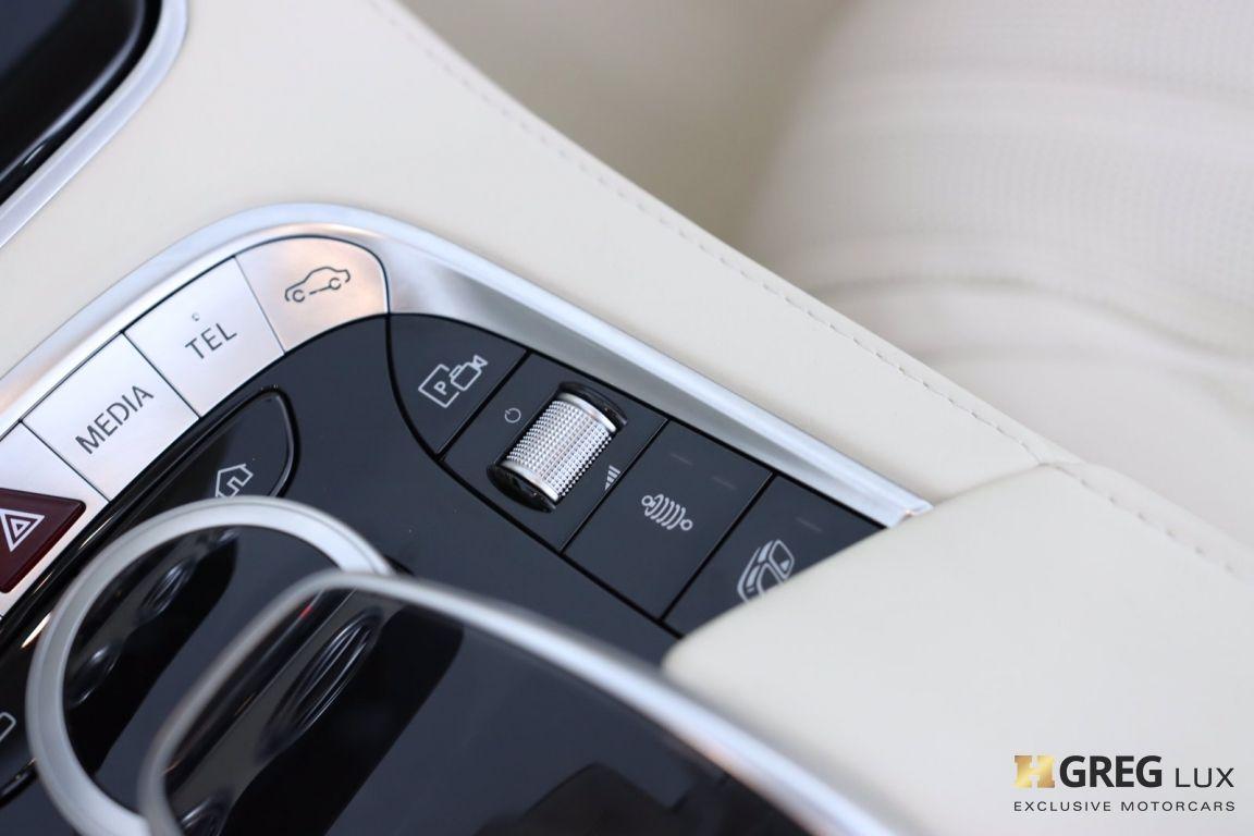 2019 Mercedes Benz S Class AMG S 63 #59