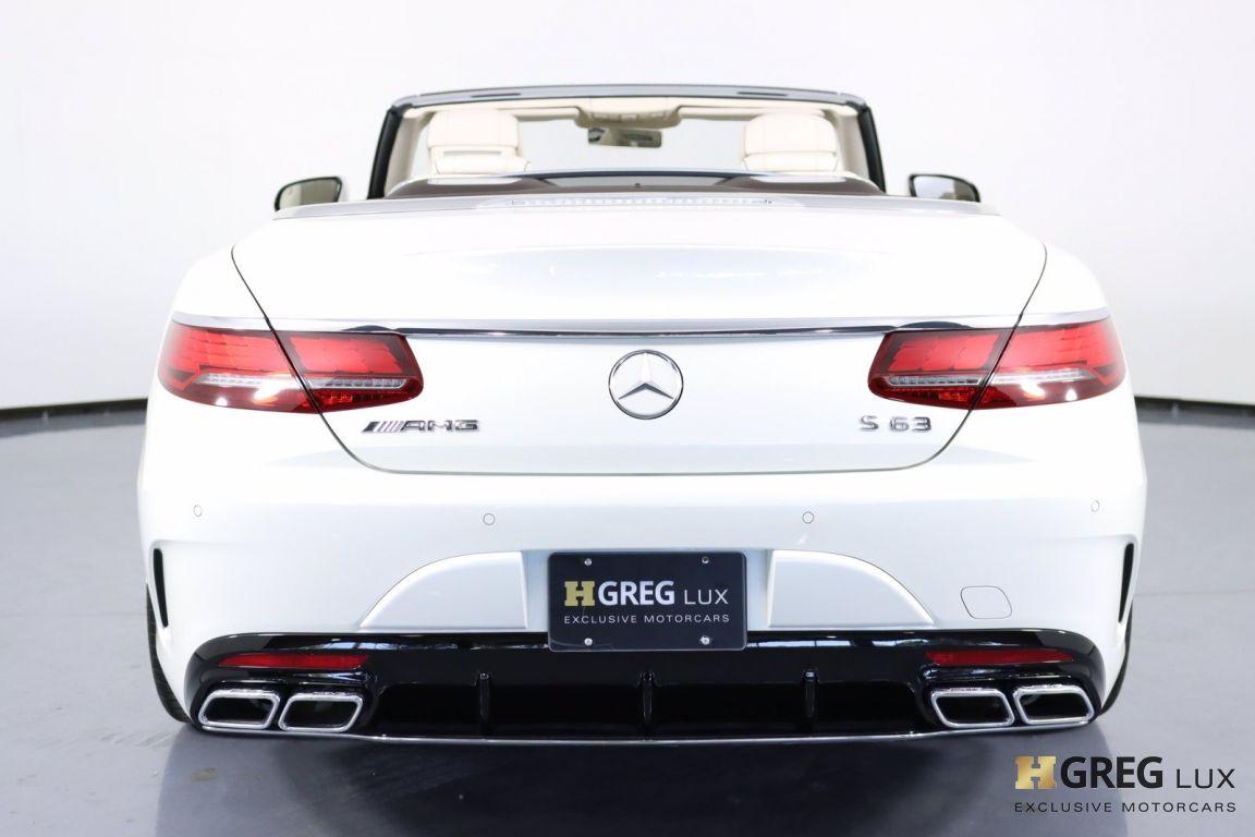 2019 Mercedes Benz S Class AMG S 63 #22