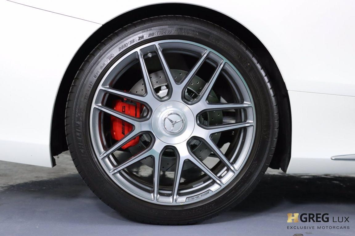 2019 Mercedes Benz S Class AMG S 63 #19