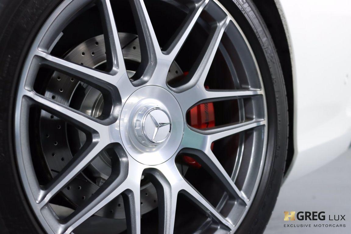 2019 Mercedes Benz S Class AMG S 63 #35