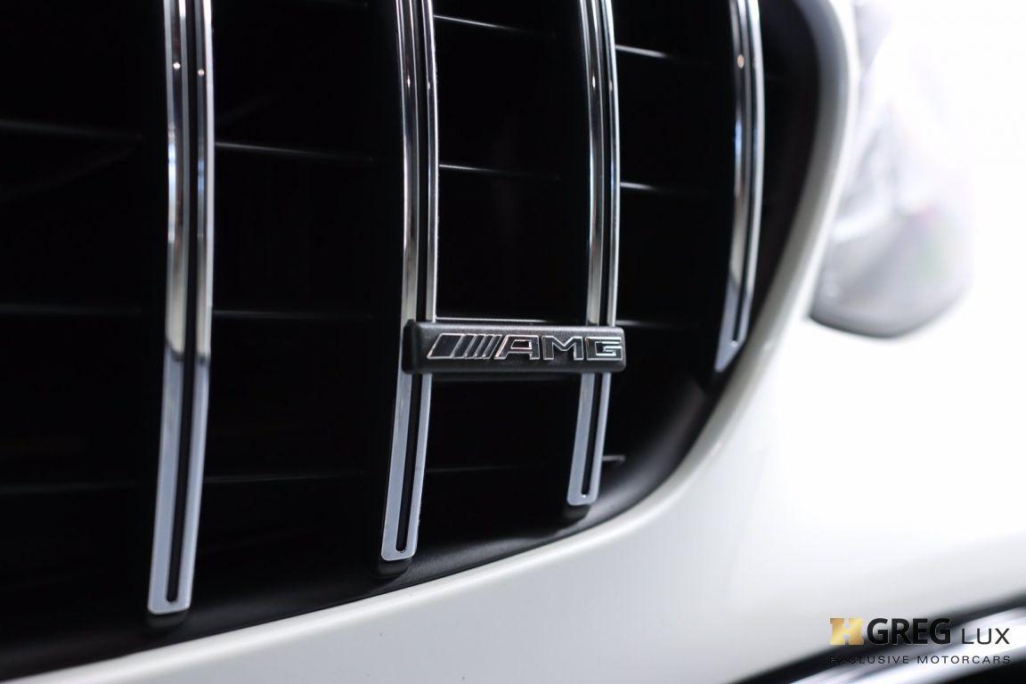 2019 Mercedes Benz S Class AMG S 63 #8