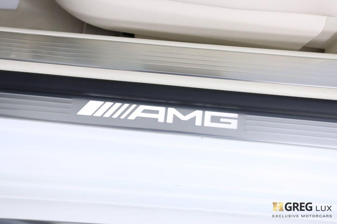 2019 Mercedes Benz S Class AMG S 63 #52