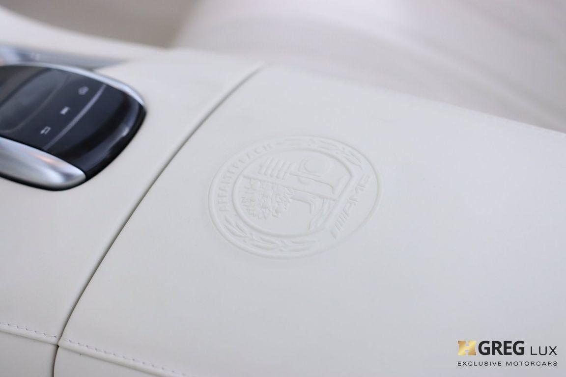 2019 Mercedes Benz S Class AMG S 63 #61