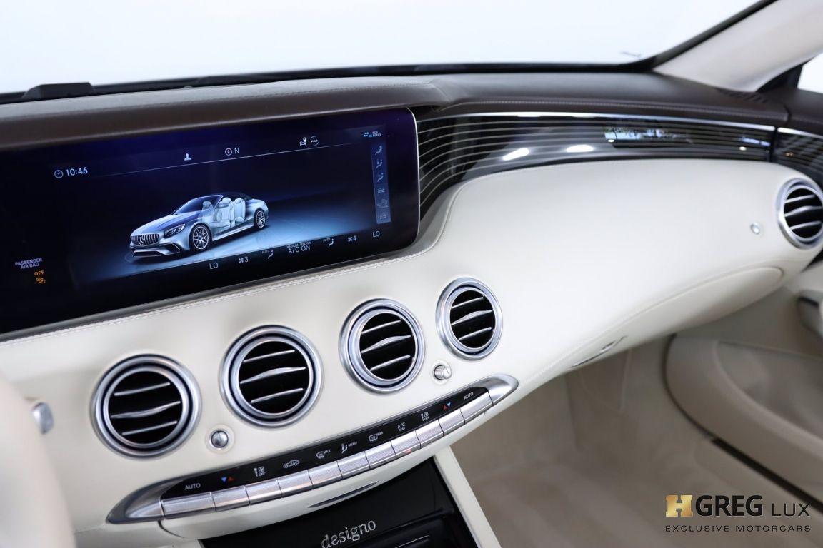 2019 Mercedes Benz S Class AMG S 63 #53