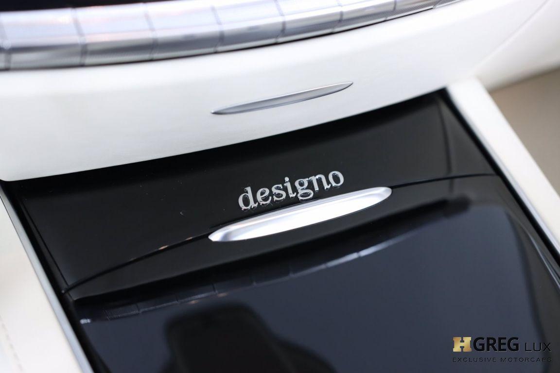 2019 Mercedes Benz S Class AMG S 63 #56