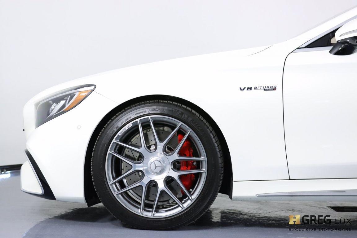 2019 Mercedes Benz S Class AMG S 63 #30