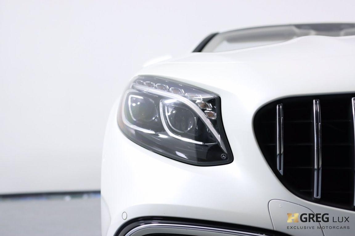 2019 Mercedes Benz S Class AMG S 63 #5