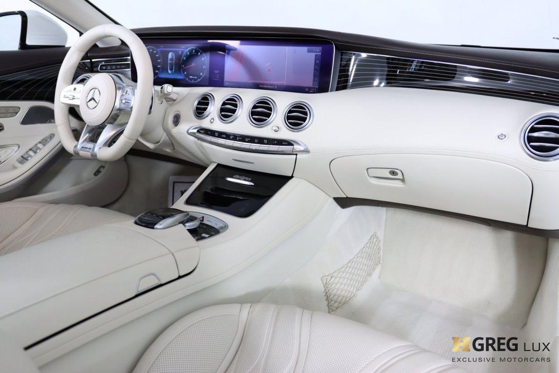 2019 Mercedes Benz S Class AMG S 63 #72