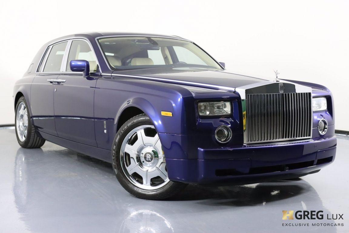 2007 Rolls Royce Phantom  #0