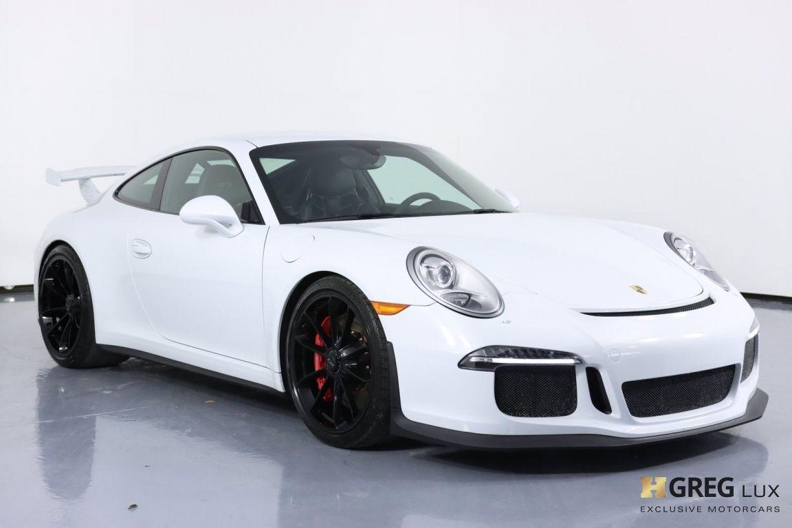 2015 Porsche 911 GT3 #9