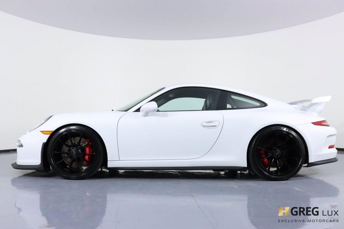 2015 Porsche 911 GT3 #24
