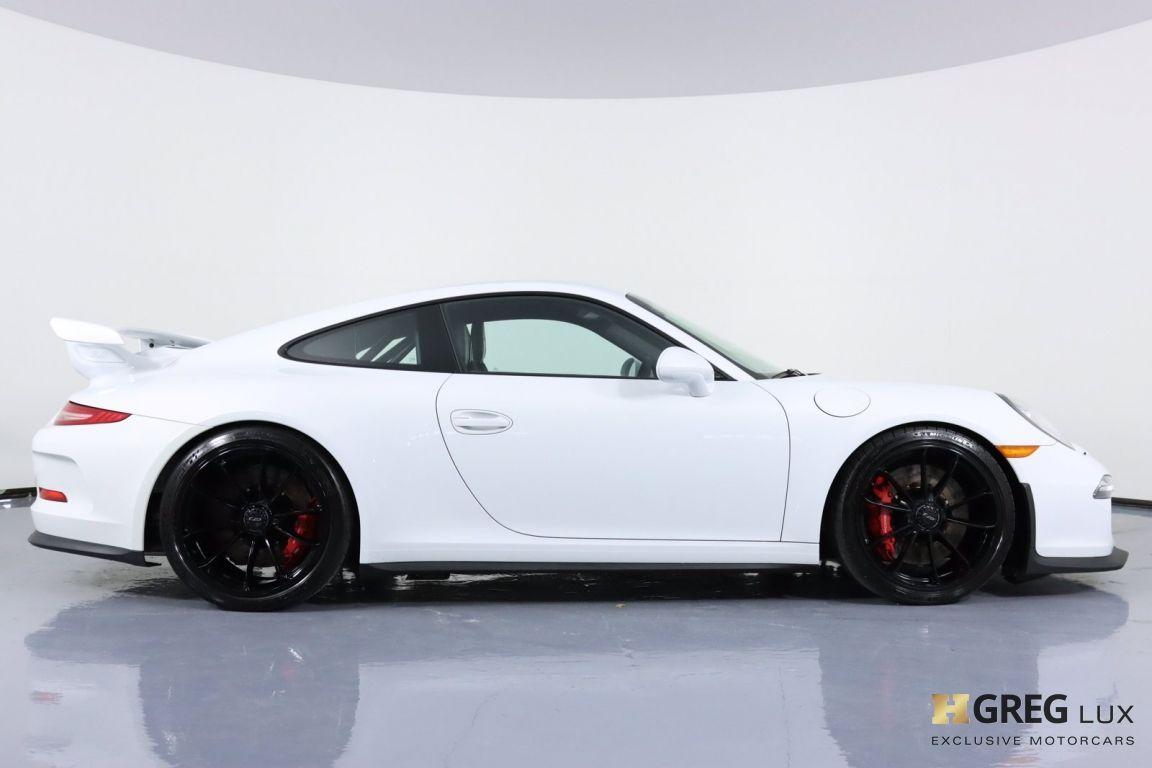 2015 Porsche 911 GT3 #10