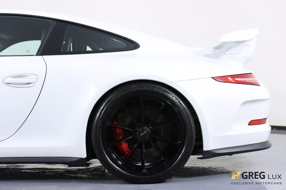 2015 Porsche 911 GT3 #28