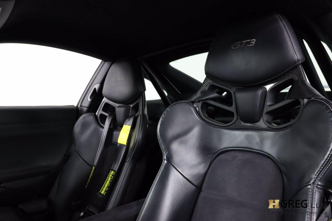 2015 Porsche 911 GT3 #2