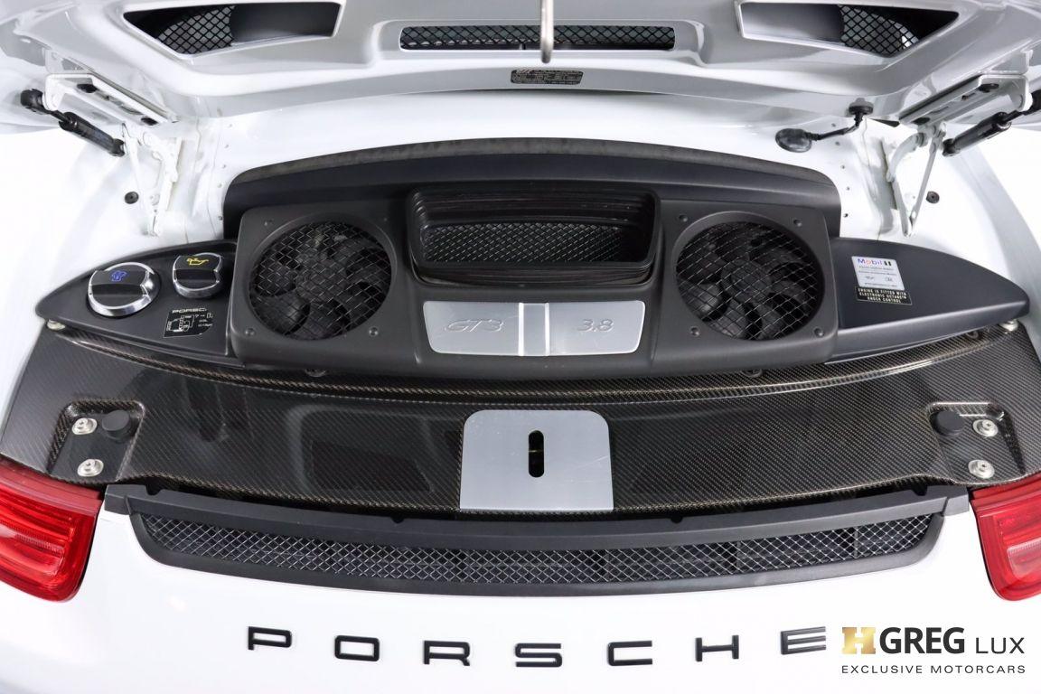 2015 Porsche 911 GT3 #57