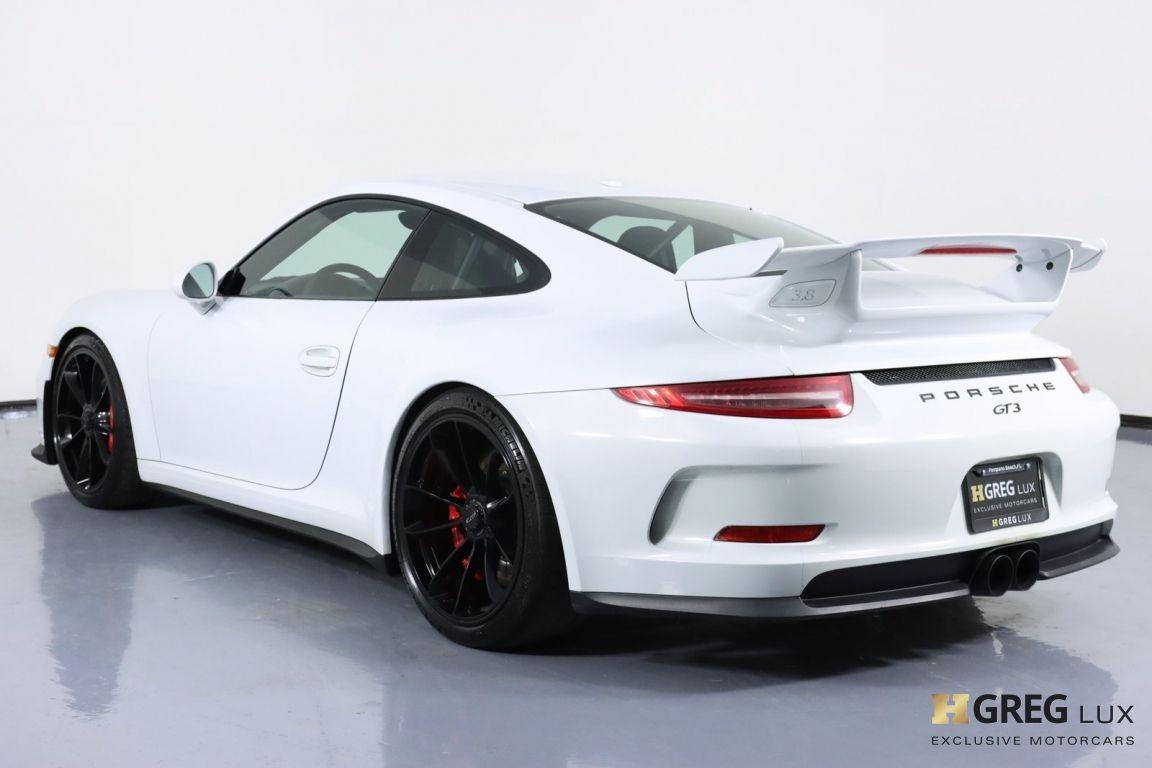 2015 Porsche 911 GT3 #23
