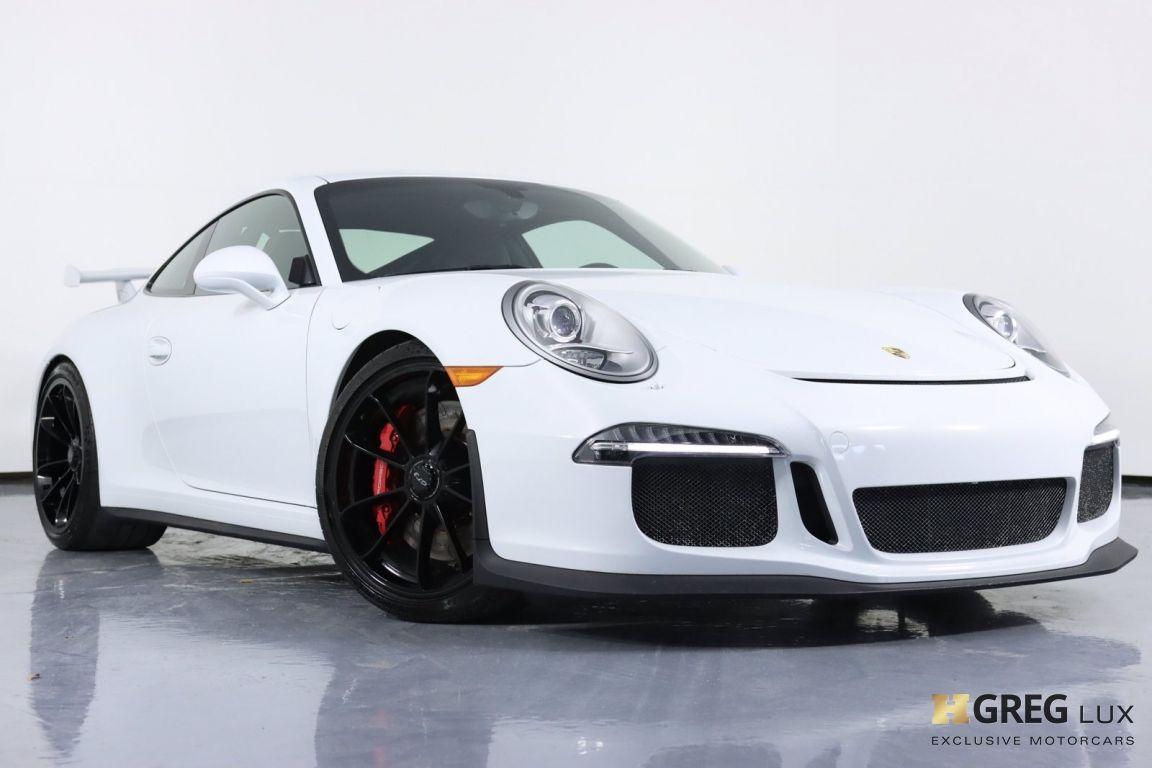 2015 Porsche 911 GT3 #32