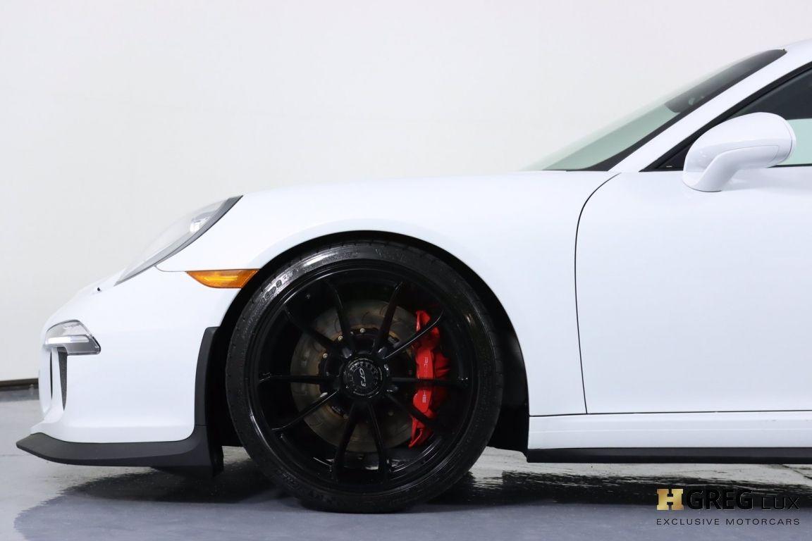 2015 Porsche 911 GT3 #25