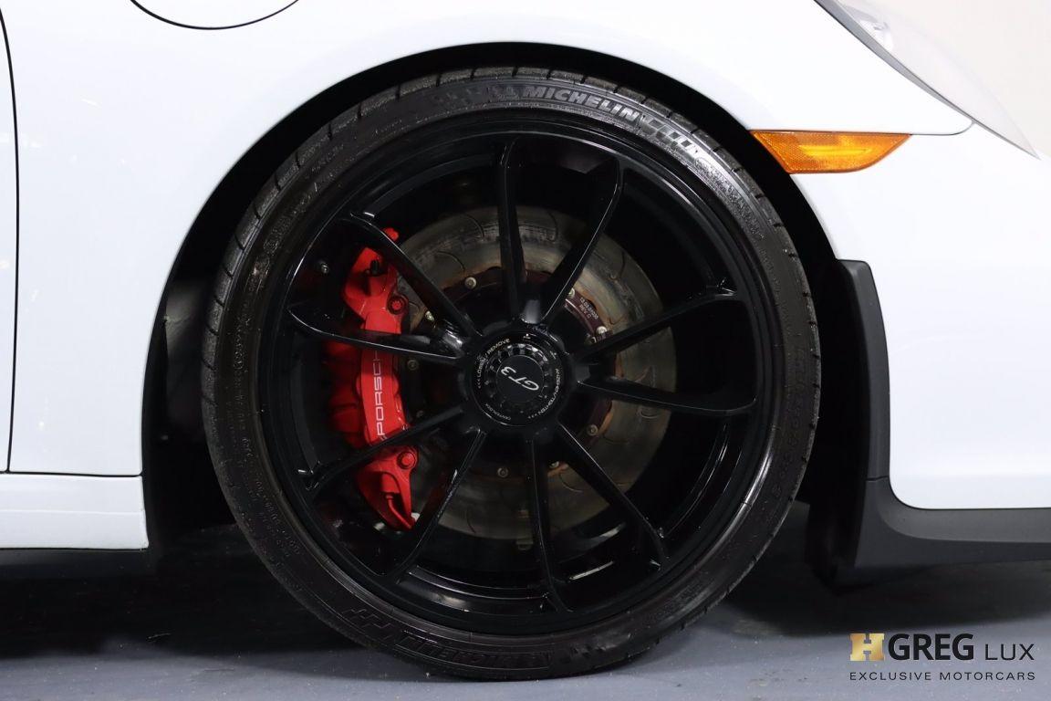 2015 Porsche 911 GT3 #12