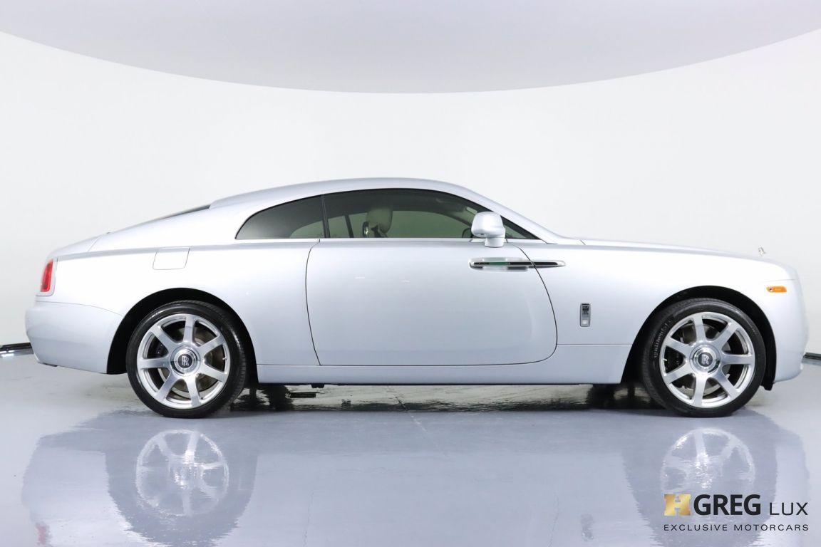 2015 Rolls Royce Wraith  #11