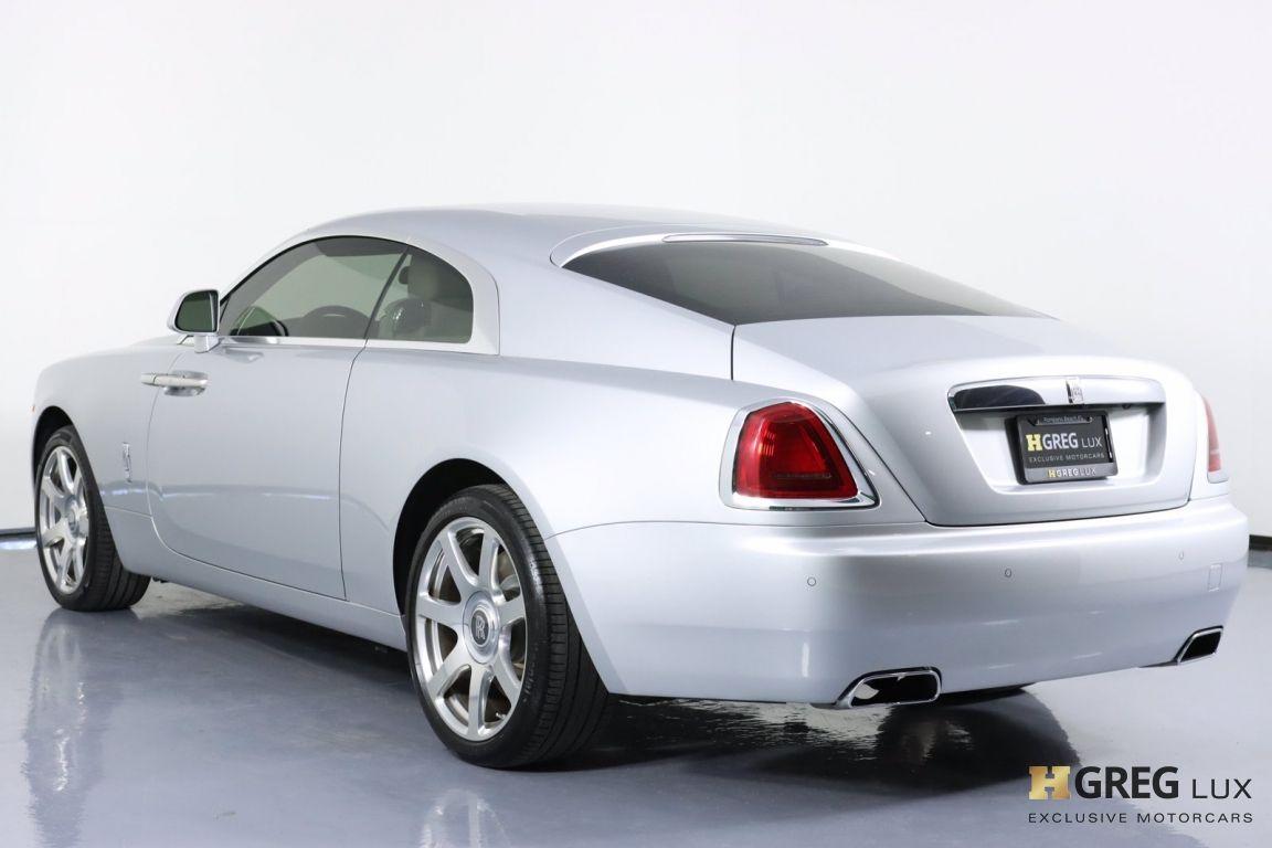 2015 Rolls Royce Wraith  #21